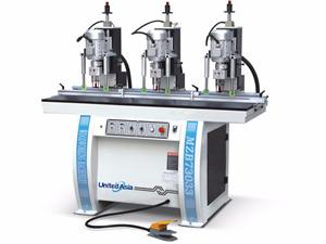 Drilling machine with three head Manufacturers, Drilling machine with three head Factory, Supply Drilling machine with three head