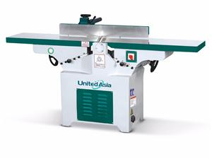 Bevel cutting surface planer