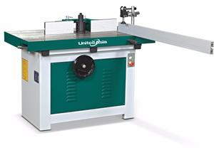 spindle moulder with sliding table