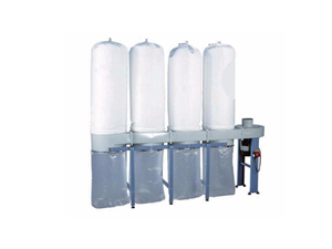 Four Bags Dust Collector