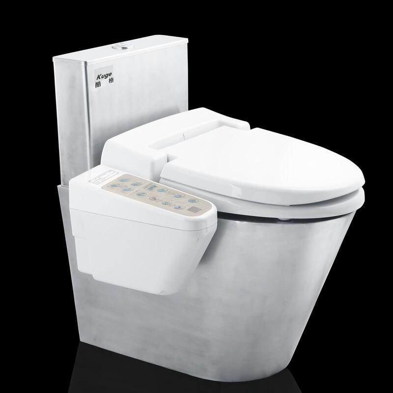 Stainless Steel Intelligent Toilet Bowl