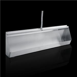 Stainless Steel Male Long Trough Urinal