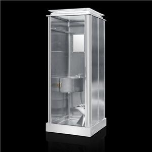 Stainless Steel Portable Shower Bathroom