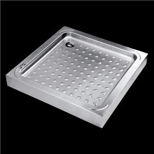 Stainless Steel Square Shower Tray