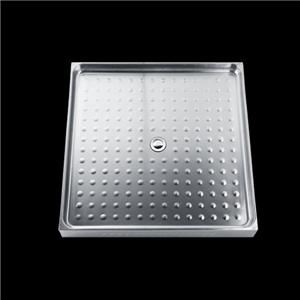 800mm Stainless Steel Shower Tray