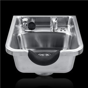 Stainless Steel Salon Shampoo Bowl