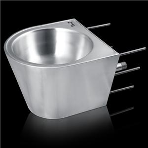 Stainless Steel Prison Hand Wash Sink