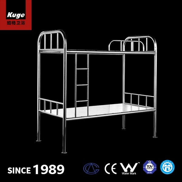 Stainless Steel Prison Bunk Bed