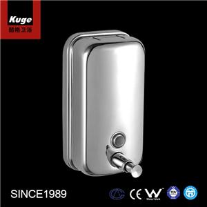 Stainless Steel Wall Mount Soap Dispenser
