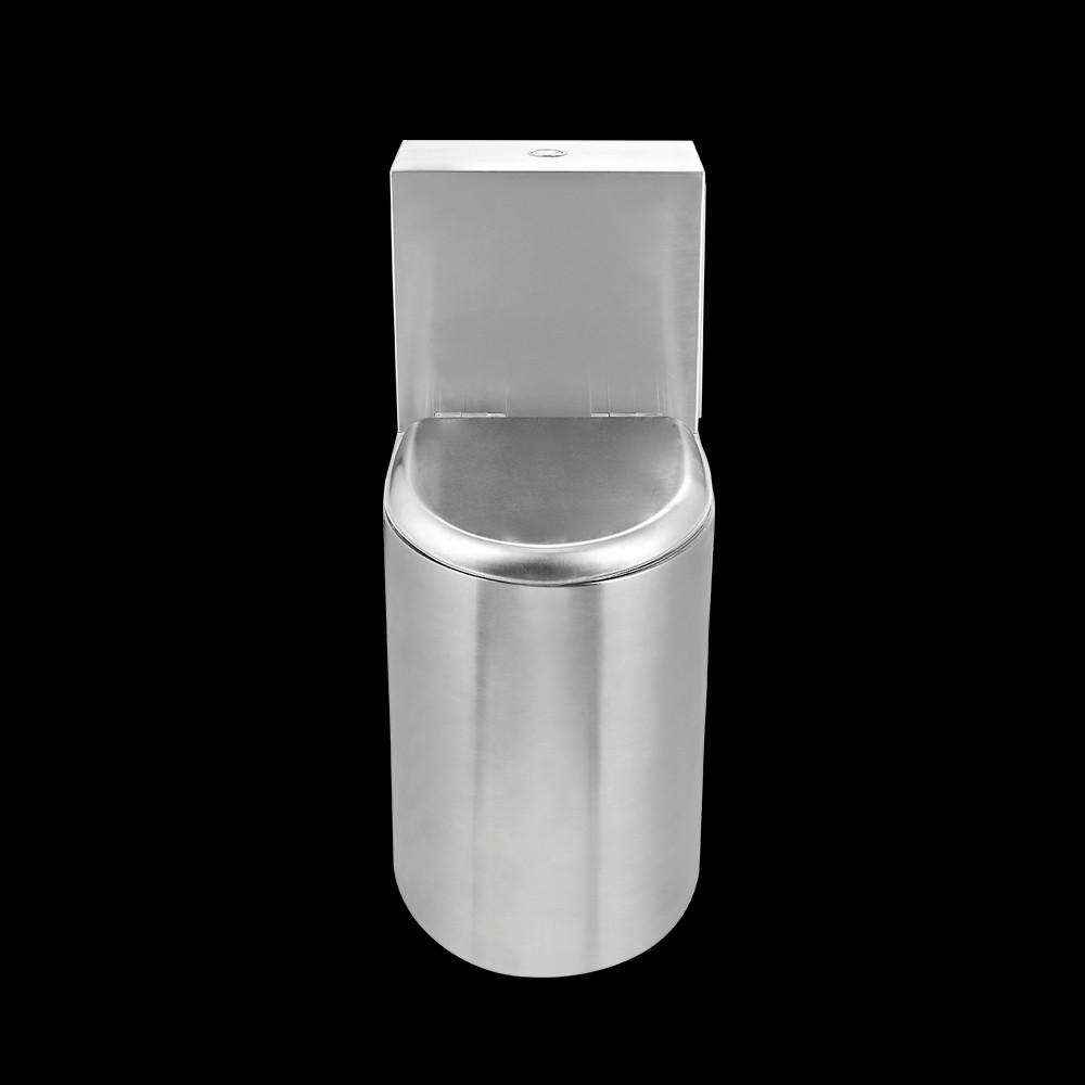 Stainless Steel Vacuum Toilet