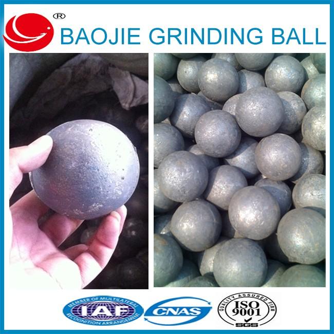 Low Chrome Cast Steel Ball