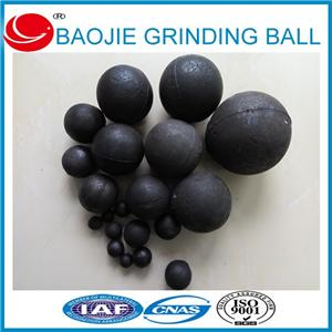 Oil Quenched Cast Steel Ball