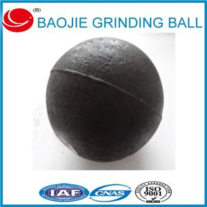 High Hardness Cast Steel Ball