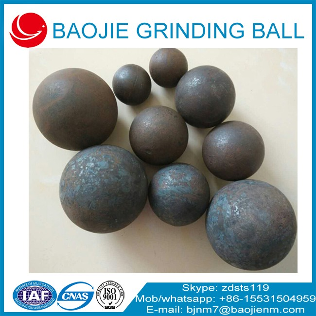Ball Mill Forged Steel Ball