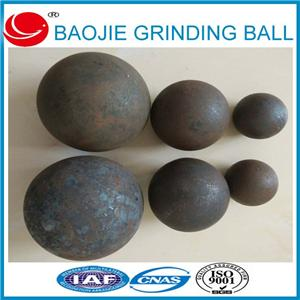 High Hardness Forged Steel Ball