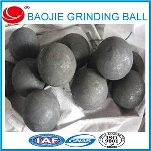 Low Breakage Forged Steel Ball