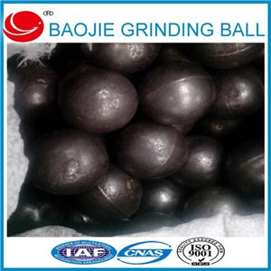 GCr15 Material Forged Steel Ball
