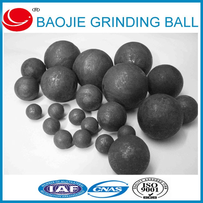 Alta Chrome Steel Ball Grinding