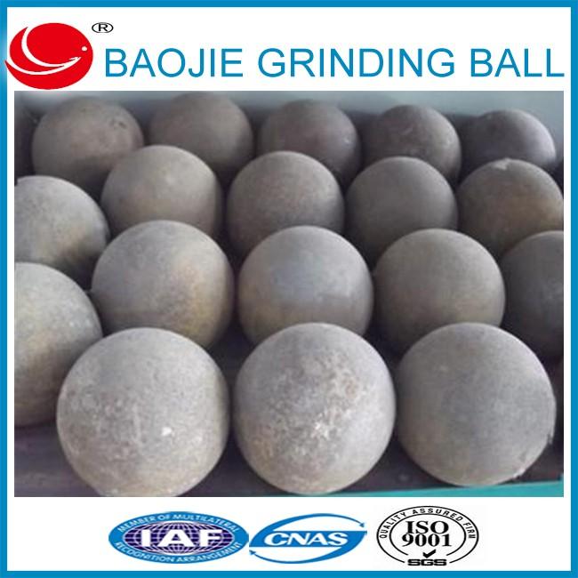 Big Size Grinding Steel Ball