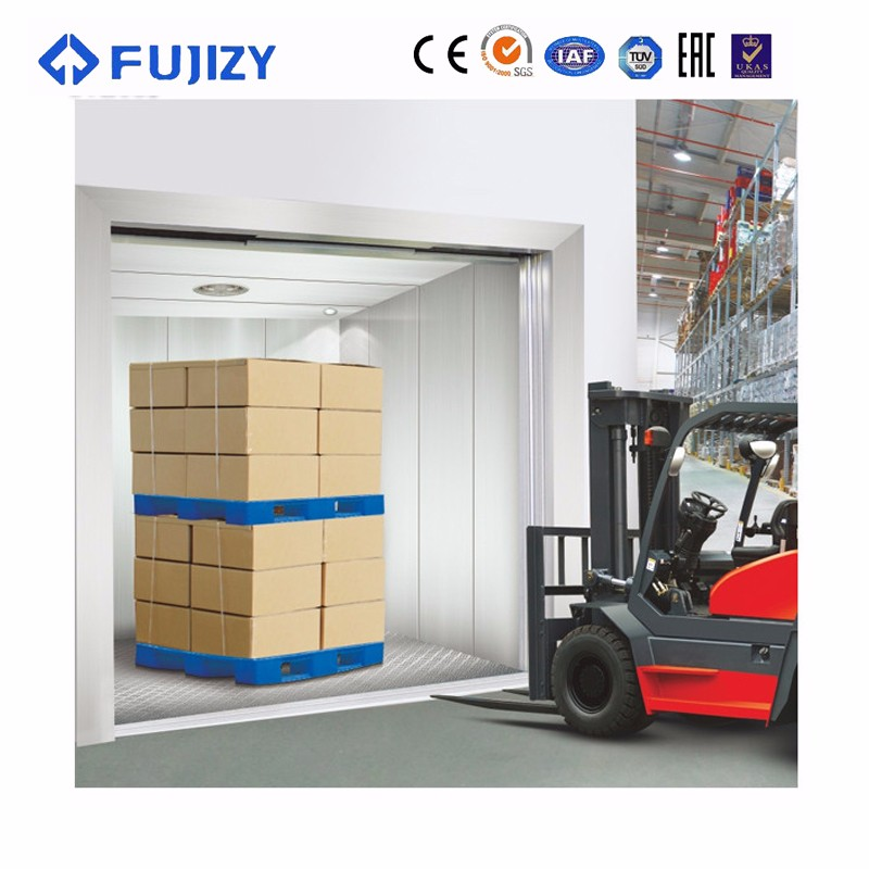 MR 3000KG Warehouse Small Freight Elevator Price