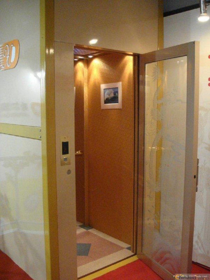 Easy Installation Home Elevator Lift