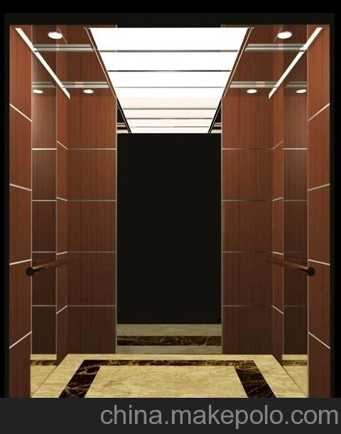 Glass Hydraulic Small Home Elevator
