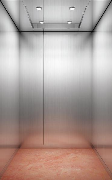 commercial building passenger lift