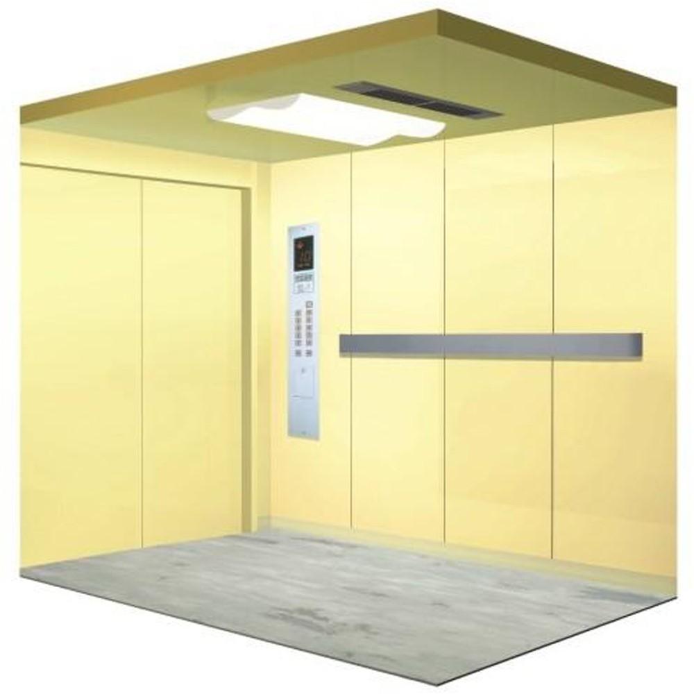 1600kg Big Space Hospital Elevator