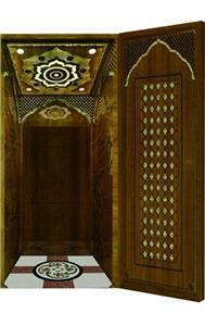 Residential Villa Elevator Small Indoor Home Lift