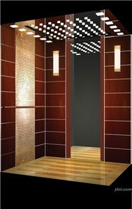 All Glass Home Villa Elevator Lift
