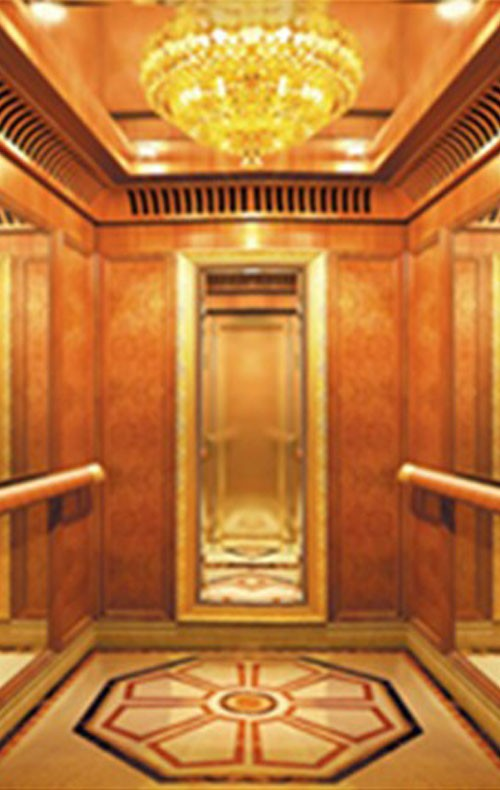 Sightseeing Small Home Mini Elevator With CE