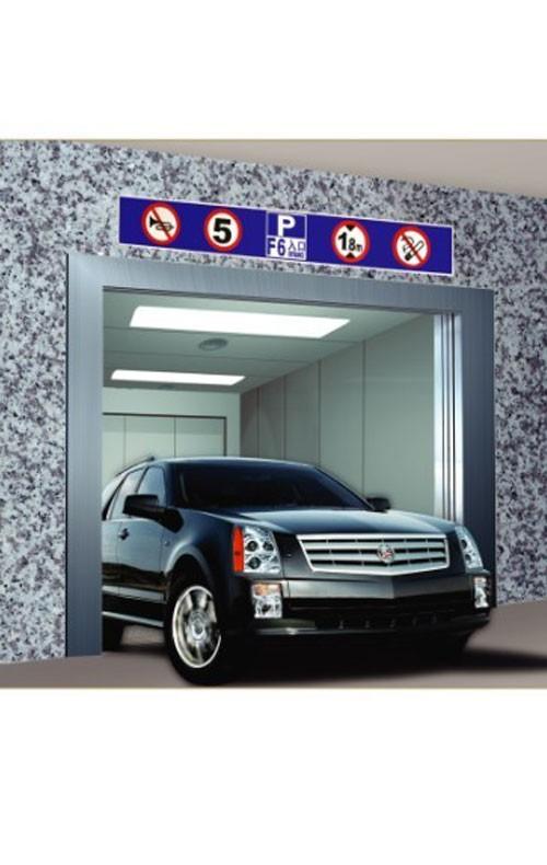 3000kg Garage Car Elevator Lift