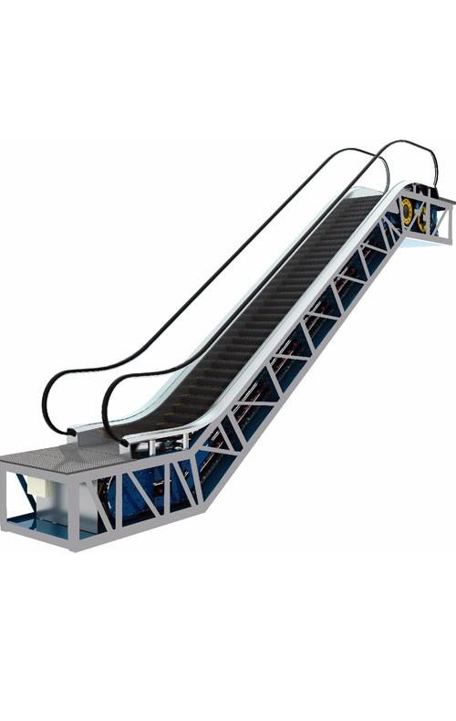 800mm intérieur Technologie Japon Escalator VVVF