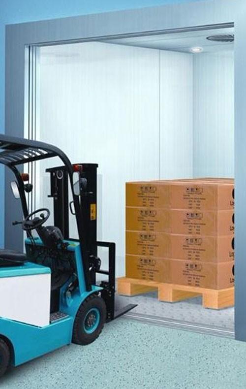 100kg-400kg Service Food Dumbwaiter Lift