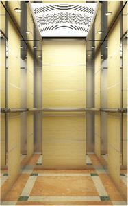 מעליות נוסעים יוקרתיות ומגורים