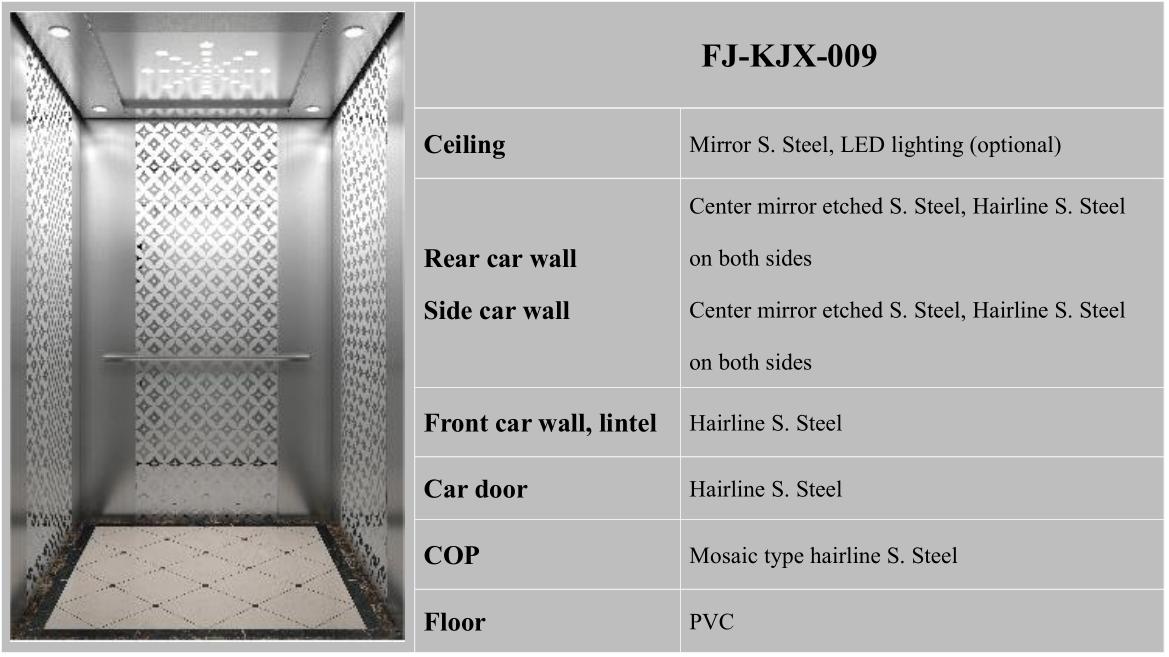 hot sale elevator