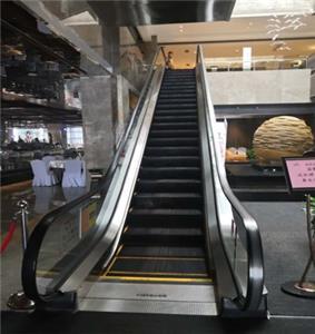 Eskalator FUJIZY dengan eskalator komersial teknologi Jepun untuk pusat membeli-belah dan pasar raya