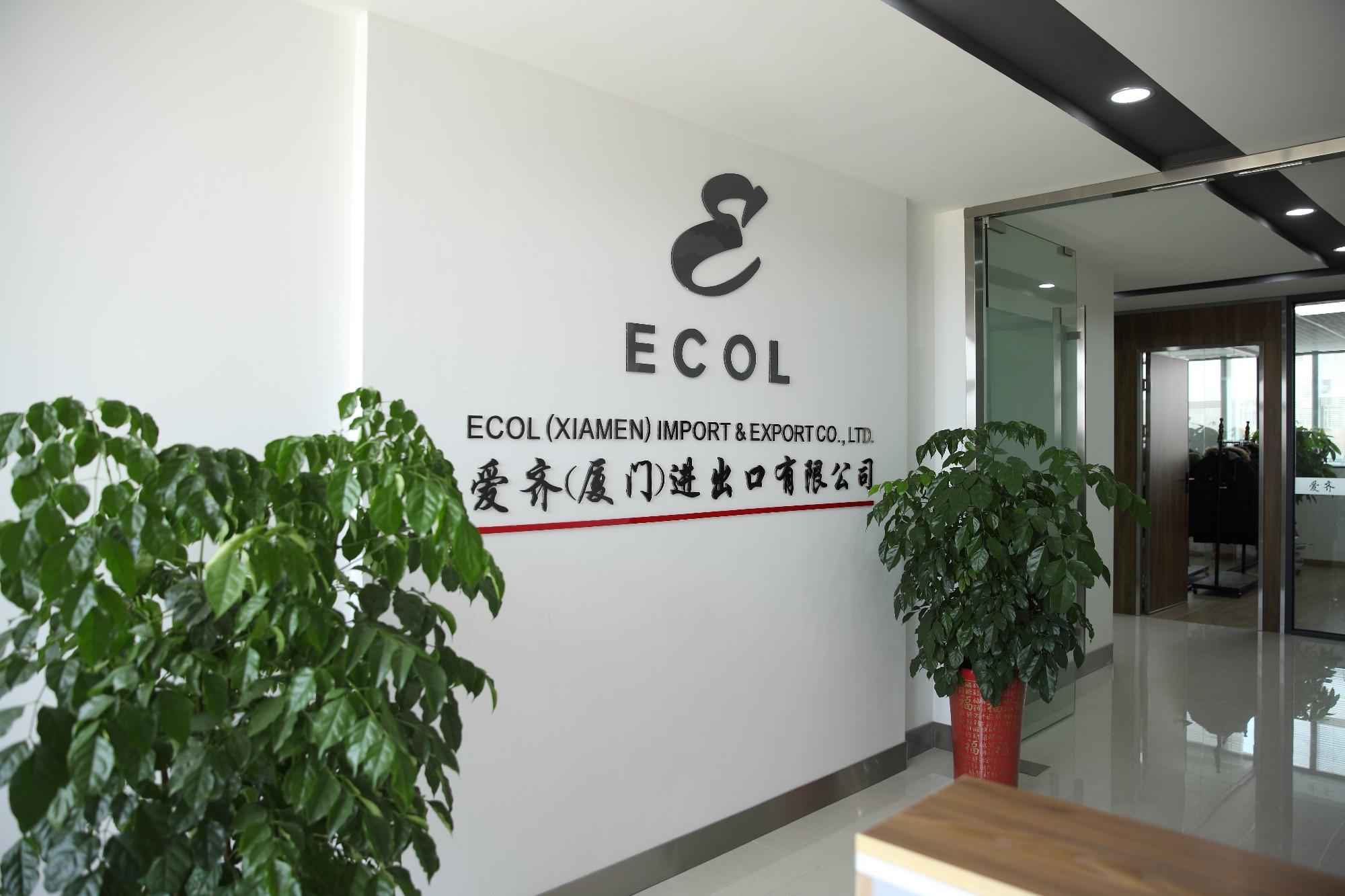 ECOL (XIAMEN) 수출입 CO. LTD