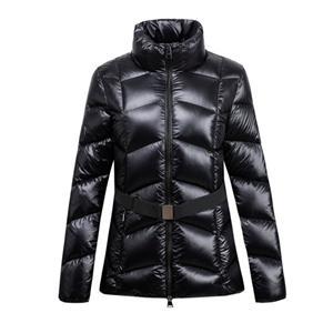 Women's Down Jacket and Coat Nylon Fabric