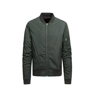 Men's Best Selling Bomber Jacket Military Color