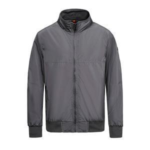 Jaqueta masculina sem acolchoamento