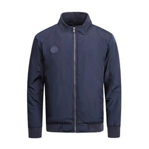 Casaco acolchoado e jaqueta masculina de inverno