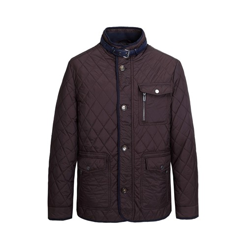 Men's Winter Quilted Padded Jacket