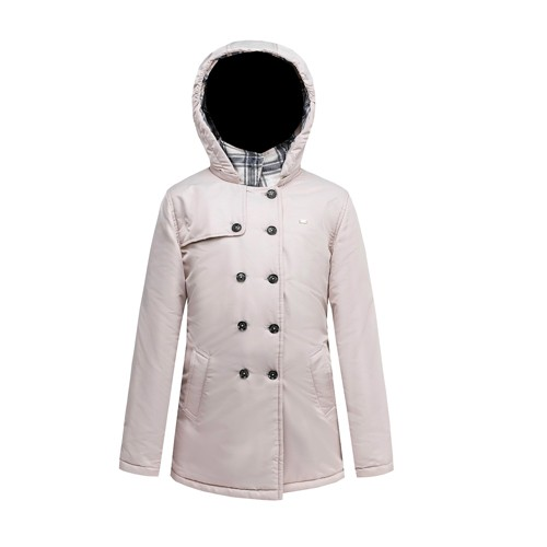 Hot Style Girls Padded Trench Coat
