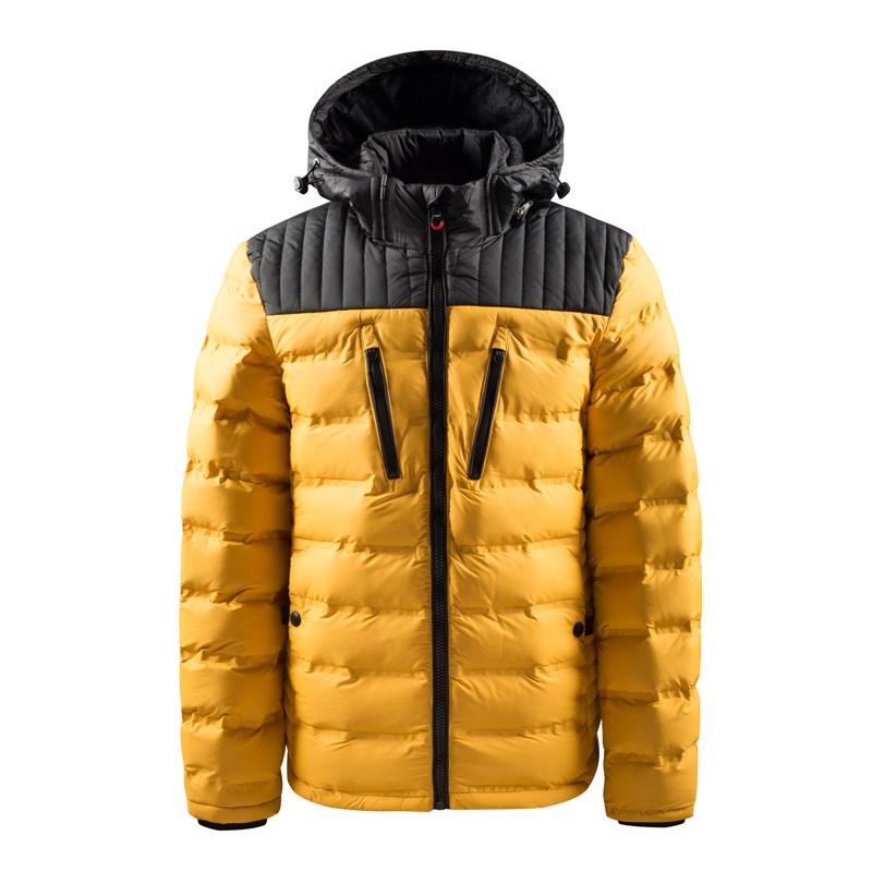 Cappotto casual alla moda da uomo