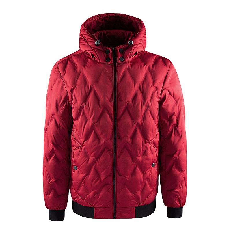 2020 novo casaco de acolchoamento elegante e elegante