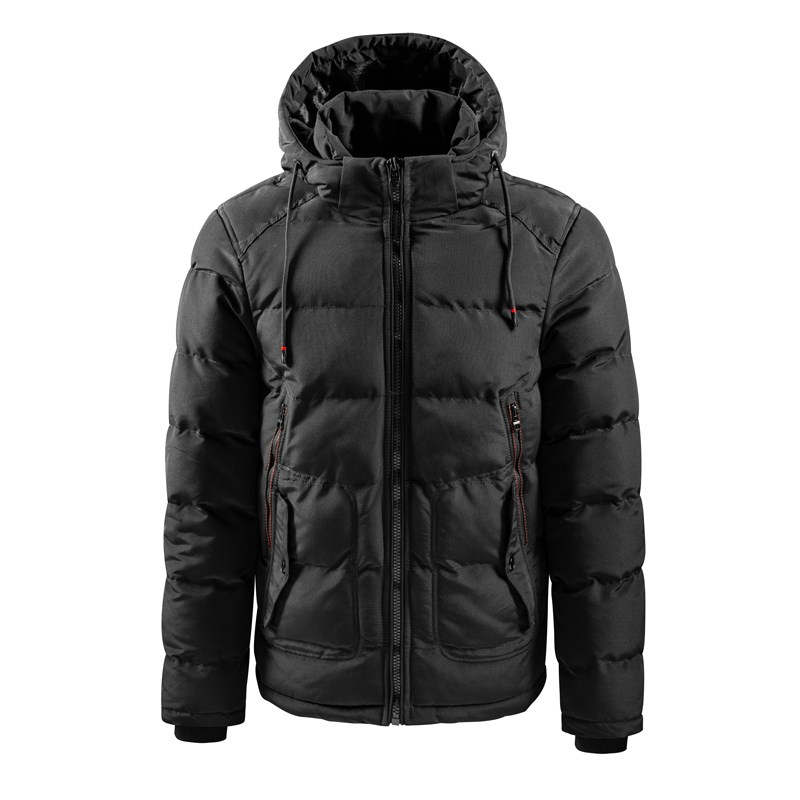 Men's Winter Fashionable Hooded Outerwear