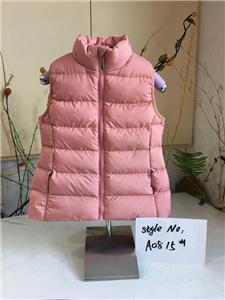 Girl Pretty Warm Padded Vest