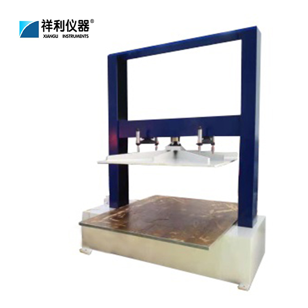 Microcomputer control Ring steelness testing machine