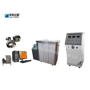 Plastic pipe hydrostatic pressure testing equipment